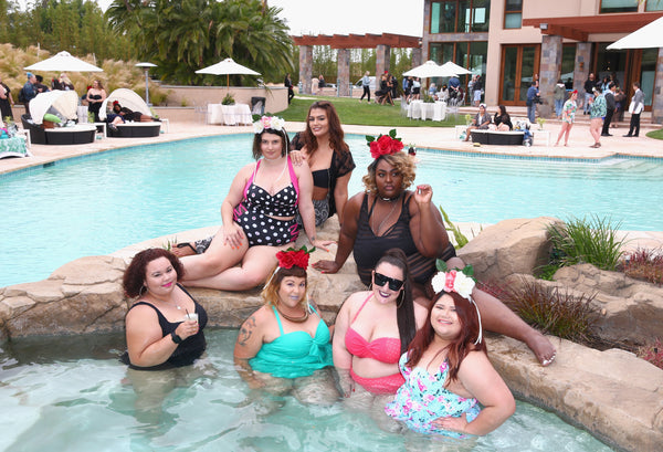 Best Moments 2017: Torrid's Plus Size Pool Party