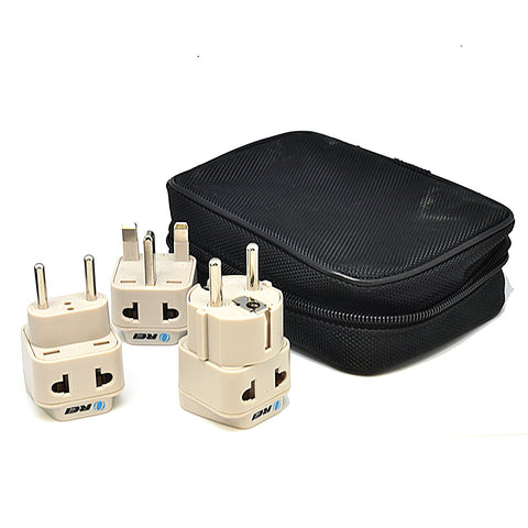 Plus Size Travel Essentials from Amazon - Plug Adapter