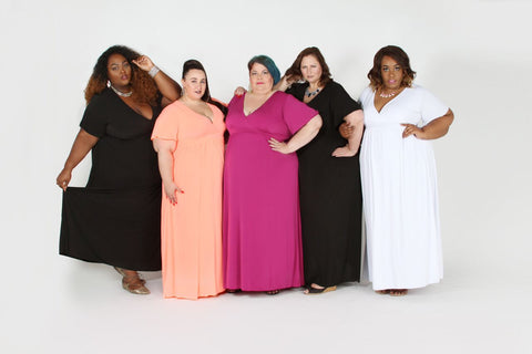 SWAK Introduces New Curvy Guardians Campaign featuring Sizes 2X-5X!