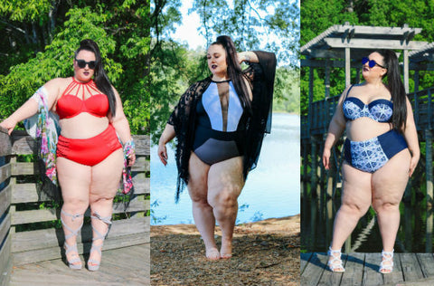 Plus Size Swimwear with Adore Me