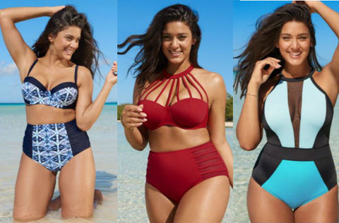 32 Places to Shop for Plus Size Swimwear - Adore Me