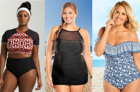 32 Places to Shop for Plus Size Swimwear - Always For Me