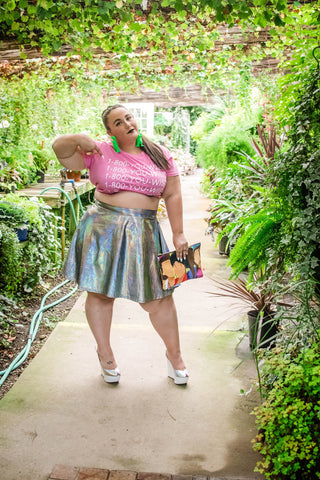 My Plus Size Blogger Feature in FabUplus Magazine!