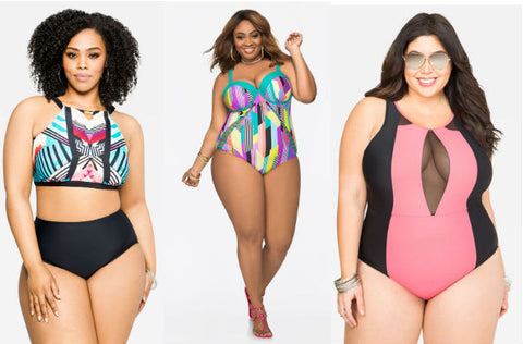 32 Places to Shop for Plus Size Swimwear - Ashley Stewart