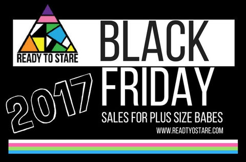 Black Friday 2017 Deals for Plus Size Babes