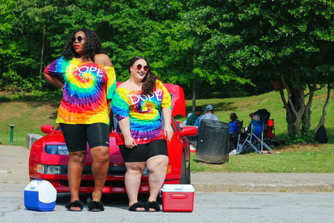 DOPE At Any Height: Casual Plus Size Summertime Looks for Every Height