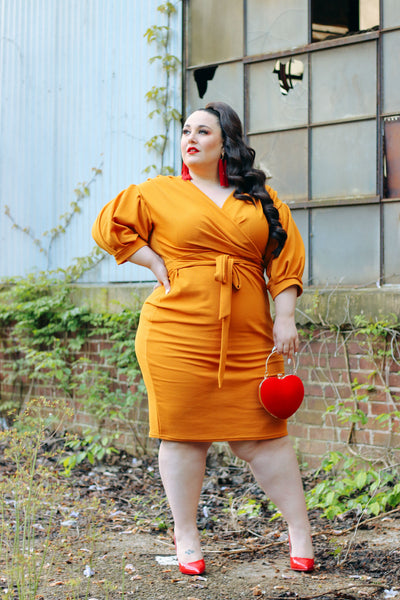 The Plus Size Dress So Good I Got It In Two Colors!