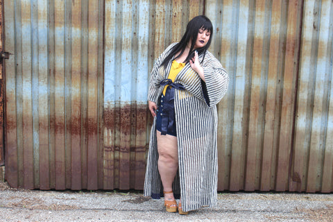 Plus Size Statement Pieces: Royally Navabi