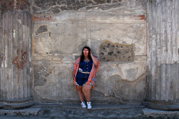Best Moments 2017: Plus Size Travel Italy & Sicily