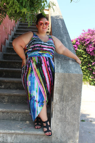 Traveling Abroad with Gwynnie Bee's Plus Size Clothing Rental Service