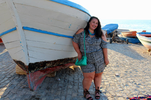 Plus Size Summer Trends in Sicily with JCPenney!