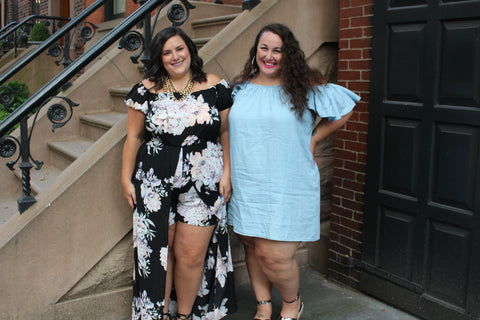 Best Friend Friday: Turning 30 in NYC with Loralette Plus Size