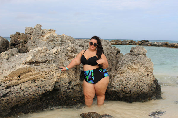 Best Moments 2017: Plus Size Travel - The Bahamas