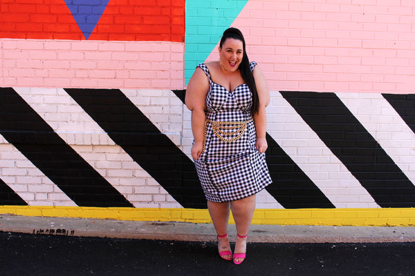 Check Into Spring Plus Size Fashion with JCPenney!