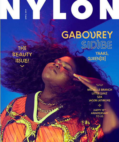 Best Moments 2017: Gabby Sidibe Nylon Cover