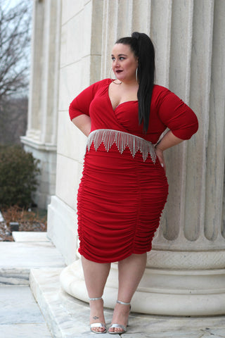 Plus Size Valentine's Day: Body Love Comes In All Sizes