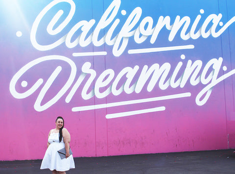 Plus Size Travel: Facing Fears and California Dreaming