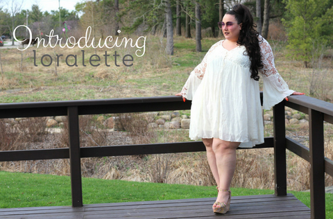 Fashion Focused Curves: Introducing Loralette