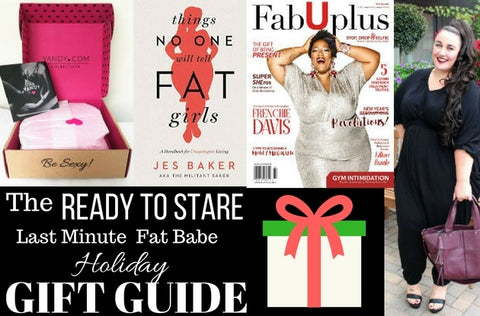 Plus Size Gift Guide
