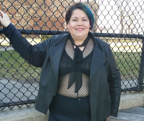 Plus Size Lingerie as Outerwear