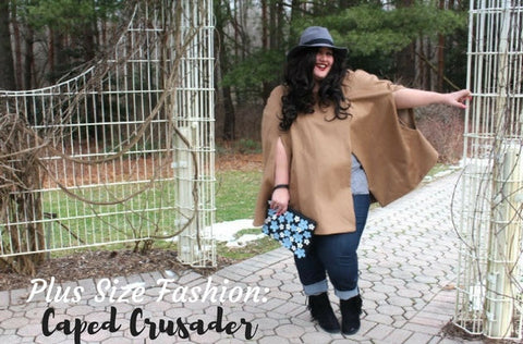 Plus Size Winter Fashion with Gwynnie Bee