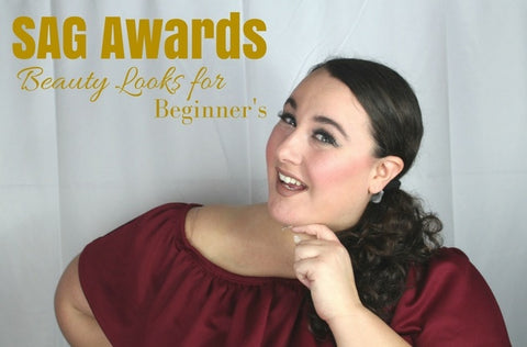 SAG Awards Beauty Looks for Beginner's