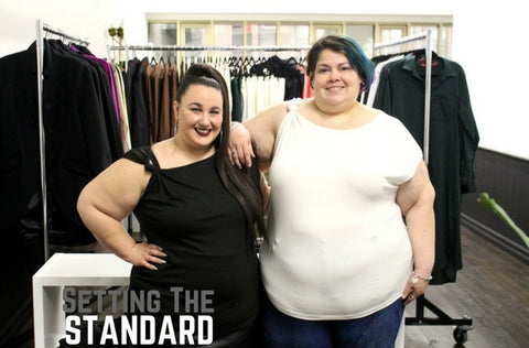 Setting the Standard for Plus Size Fashion