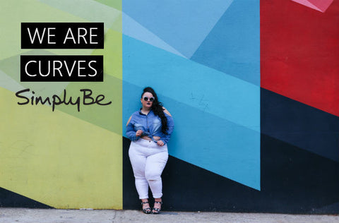 Celebrating Plus Size Denim with Simply Be's We Are Curves