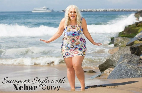 Start the Summer in Style with Xehar Curvy
