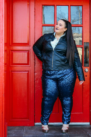 Ready to Stare: Sparkle into Spring Plus Size Fashion with Dia & Co.
