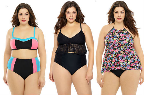 32 Places to Shop for Plus Size Swimwear