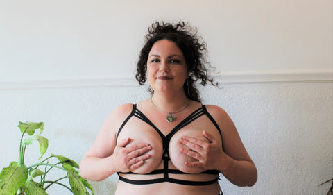 Plus Size Harness