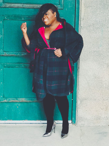 Single & Happy: 24 Plus Size Babes Celebrate Flying Solo on Valentine's Day