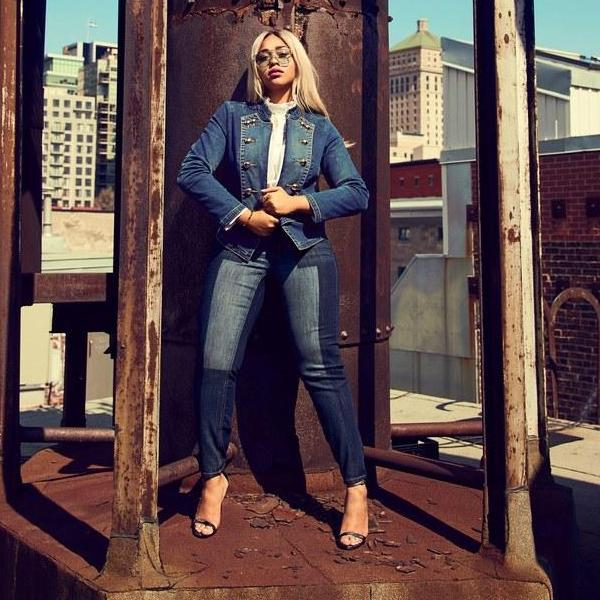 CLOSET SALE: Jordyn Woods for Addition Elle Jeans - Size 22