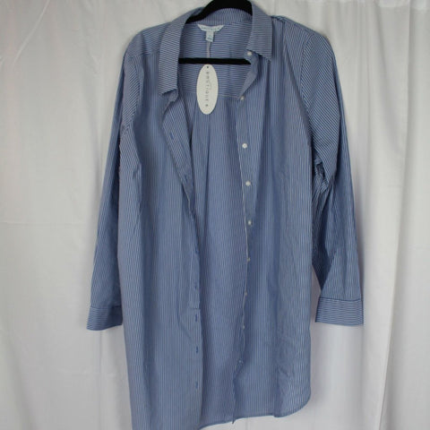 CLOSET SALE: JCPenney Shirt Dress  - Size 1X