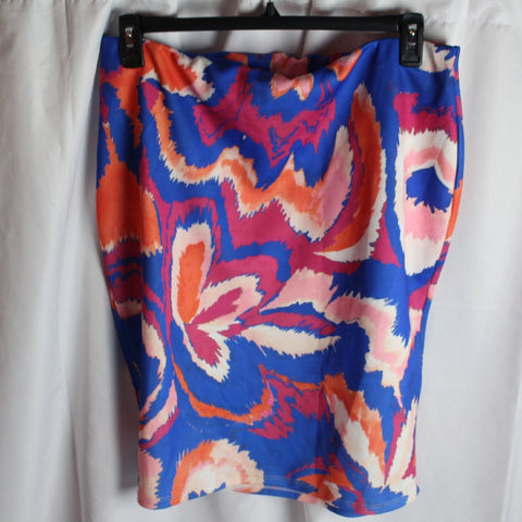 CLOSET SALE: Fashion to Figure Scuba Pencil Skirt 2X