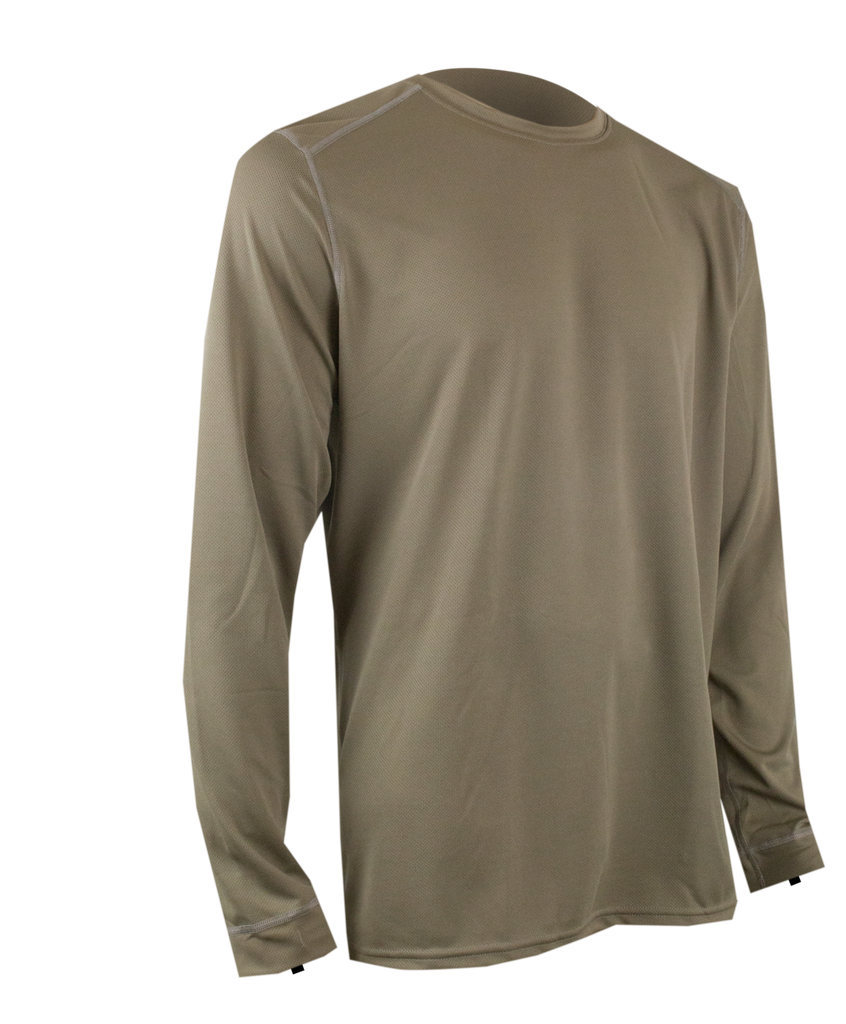 Phase 1 Performance Men's Longsleeve Crew