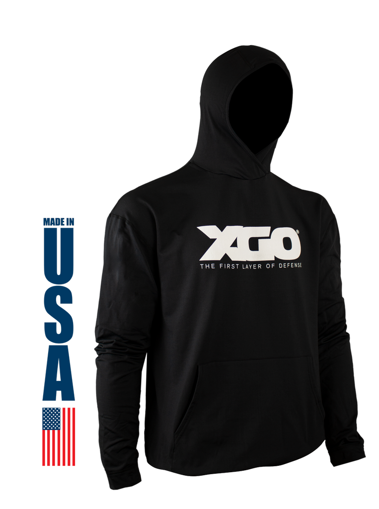 Phase 4 Heavyweight Performance Logo Hoodie
