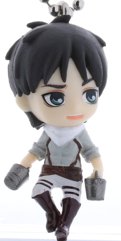 Attack on Titan Charm - Swing 2 Gashapon Eren Yeager Cleaning Ver (Eren) - Cherden's Doujinshi Shop - 1