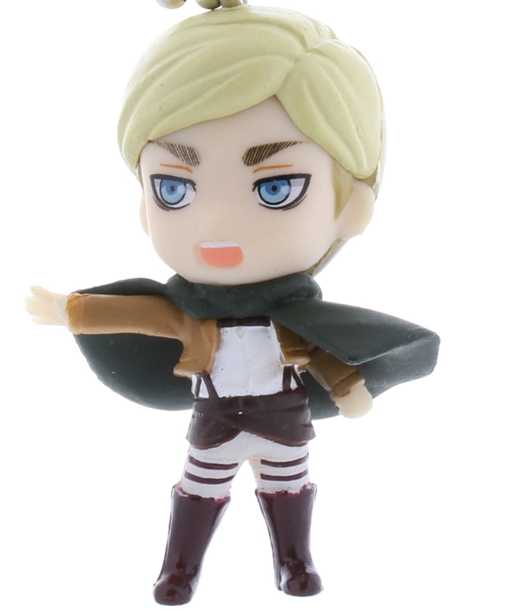 Attack on Titan Charm - Swing 2 Gashapon Erwin Smith (Erwin) - Cherden's Doujinshi Shop - 1