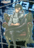 attack-on-titan-jumbo-carddass-visual-art-bromide-4-type-8:-levi-levi - 2