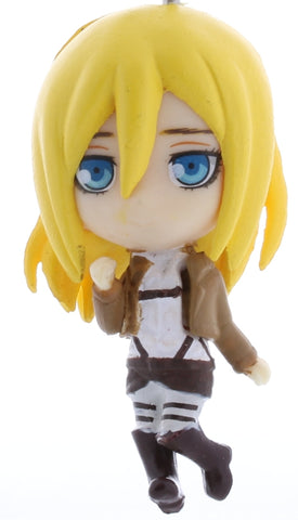Attack on Titan Charm - Swing 2 Gashapon Krista Lenz (Krista) - Cherden's Doujinshi Shop - 1