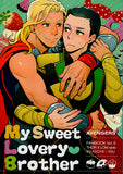 Avengers Doujinshi - My Sweet Lovery Brother (Thor x Loki) - Cherden's Doujinshi Shop - 1