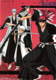 Bleach Pencil Board - Animetopia Clear Shitajiki Type B Renji Hitsugaya Byakuya and Gin (Renji) - Cherden's Doujinshi Shop - 1