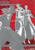 bleach-animetopia-clear-shitajiki-type-b-renji-hitsugaya-byakuya-and-gin-renji - 2