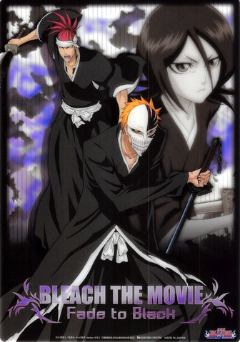 Bleach Pencil Board - Bleach the Movie Fade to Black Rukia Renji and Hollow Ichigo Shitajiki (Renji) - Cherden's Doujinshi Shop - 1