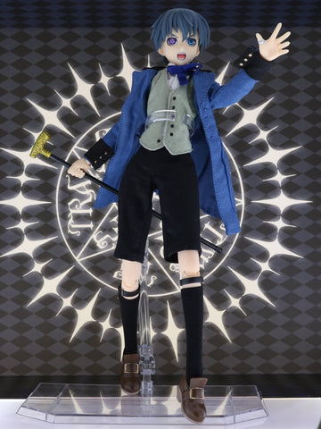 Black Butler Figurine - Real Action Heroes 720 Book of Circus Ciel Phantomhive (Ciel) - Cherden's Doujinshi Shop - 1