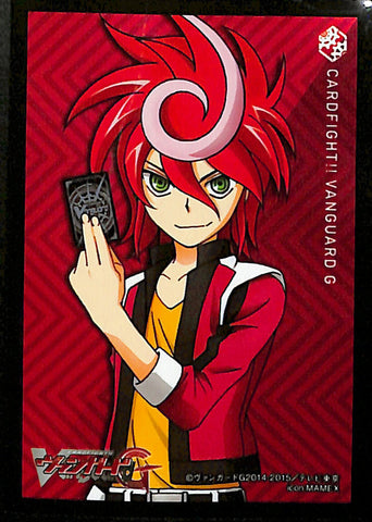 Cardfight Vanguard Trading Card Sleeve - Chrono Shindou Card Sleeve Set of 5 (Chrono Shindou) - Cherden's Doujinshi Shop - 1