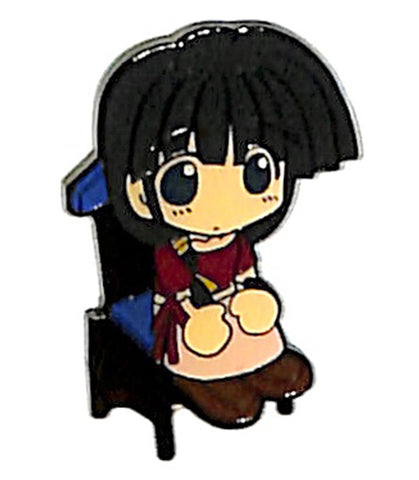 Comic Party Pin - Pintre Aya Hasebe Chibi (Aya Hasebe) - Cherden's Doujinshi Shop - 1
