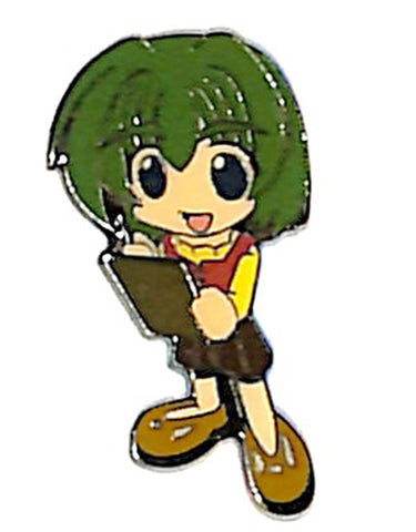 Comic Party Pin - Pintre Eimi Ohba Chibi (Eimi Ohba) - Cherden's Doujinshi Shop - 1